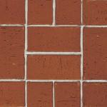 sempione красно-коричневая с фаской