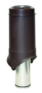 KROVENT Pipe-VT 125is